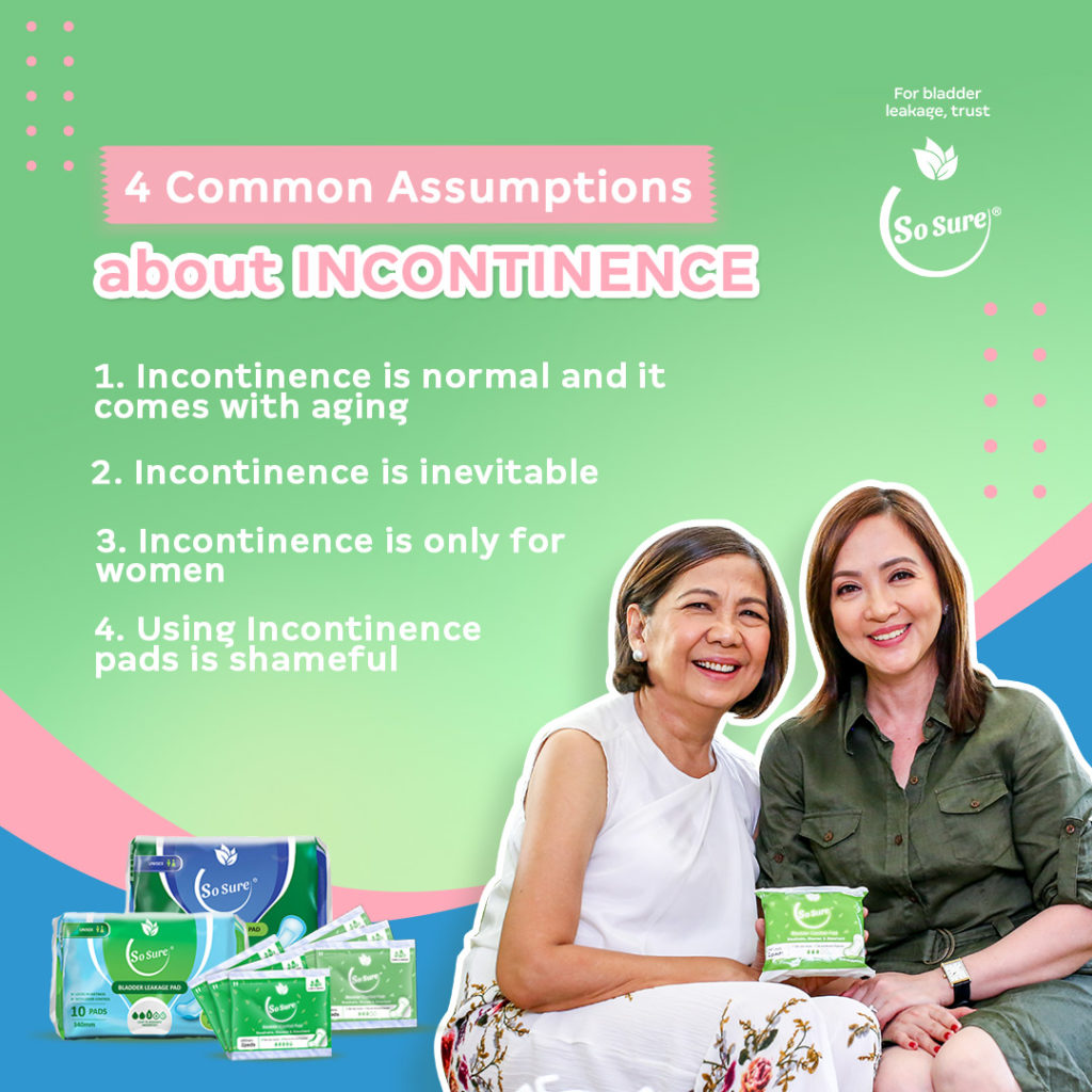 Common Assumptions about Incontinence